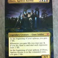 Oloro, Ageless Ascetic alter #