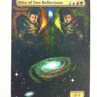 Riku of Two Reflections alter #