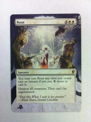 Rout alter #