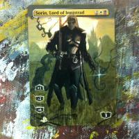 Sorin, Lord of Innistrad alter #