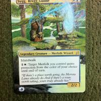 Sygg, River Guide alter #
