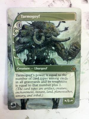 Tarmogoyf alter #