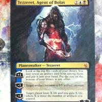 Tezzeret, Agent of Bolas alter #