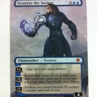 Tezzeret the Seeker alter #