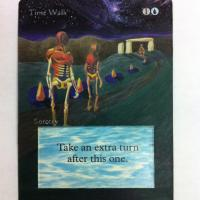 Time Walk alter #