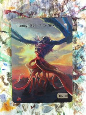 Ulamog, the Infinite Gyre alter #