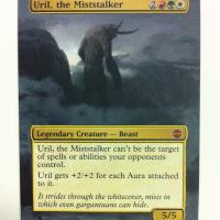 Uril, the Miststalker alter #