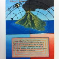 Volcanic Island alter #
