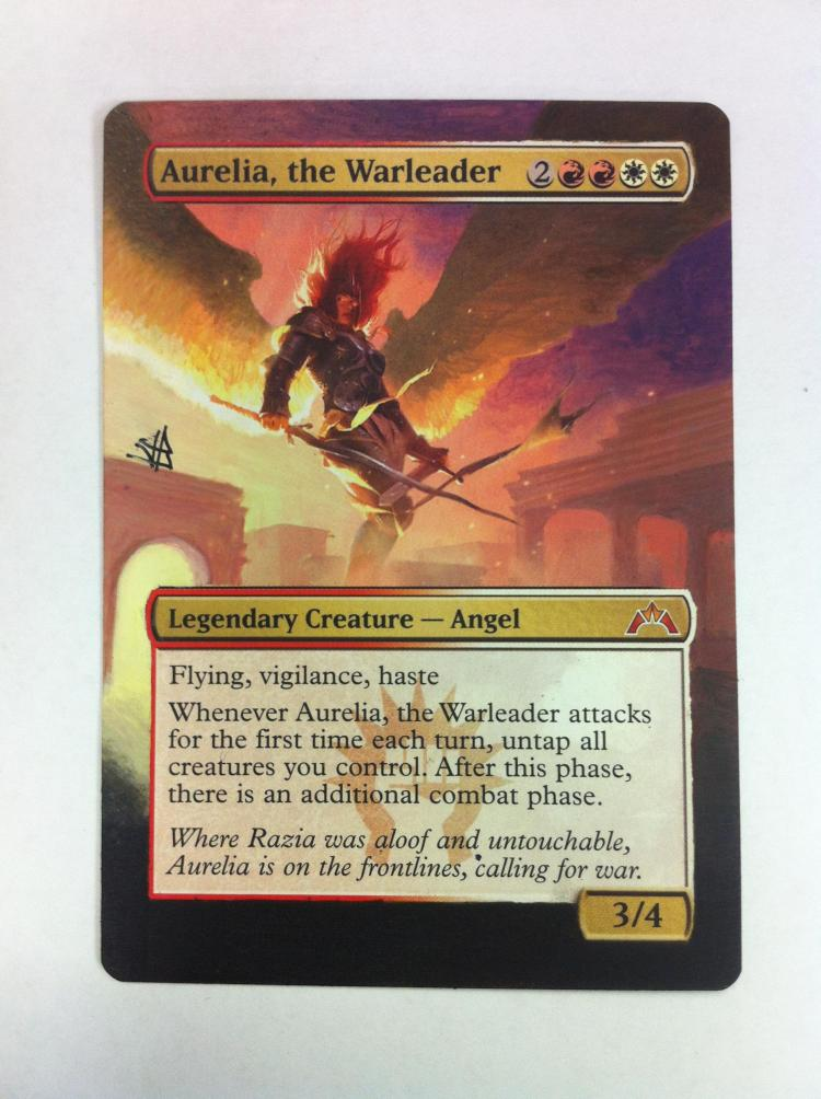 Aurelia, the Warleader Alter by JB Alterz #53