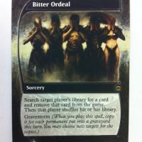 Bitter Ordeal alter #