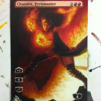 Chandra, Pyromaster alter #