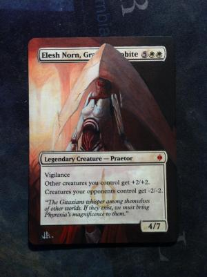 Elesh Norn, Grand Cenobite alter #