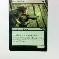 Elvish Mystic alter #