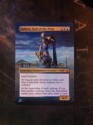 Ephara, God of the Polis alter #