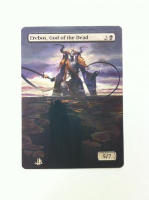Erebos, God of the Dead alter #