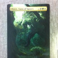 Ghave, Guru of Spores alter #