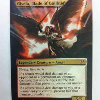 Gisela, Blade of Goldnight alter #