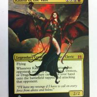 Kaalia of the Vast alter #