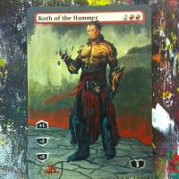Koth of the Hammer alter #