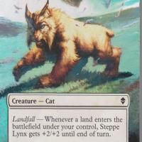 Steppe Lynx alter #