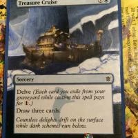 Treasure Cruise alter #