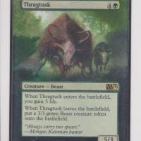 Thragtusk alter #