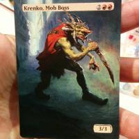 Krenko, Mob Boss alter #