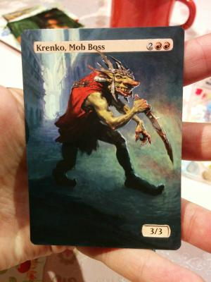 Krenko, Mob Boss alter #