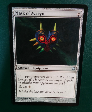 Mask of Avacyn alter #