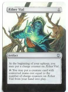 AEther Vial alter #