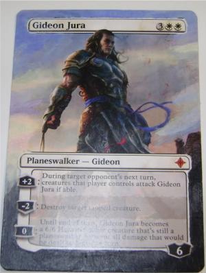 Gideon Jura alter #