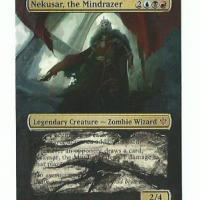 Nekusar, the Mindrazer alter #