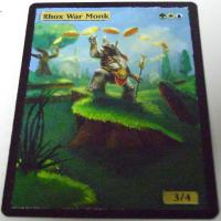Rhox War Monk alter #