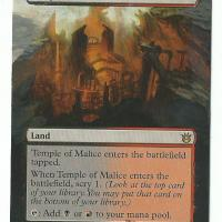 Temple of Malice alter #