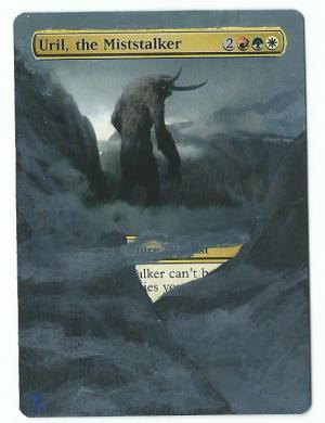 Uril, the Miststalker alter #