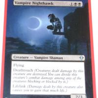 Vampire Nighthawk alter #