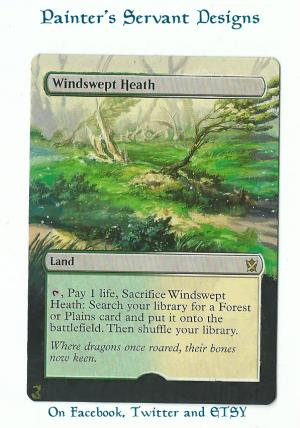 Windswept Heath alter #