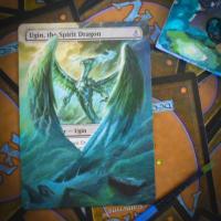 Ugin, the Spirit Dragon alter #