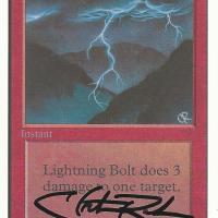 Lightning Bolt alter #