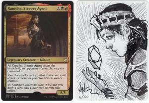 Xantcha, Sleeper Agent alter #