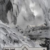 Wastes (183 Full Art) alter #
