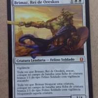 Brimaz, King of Oreskos alter #