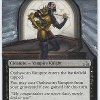 Oathsworn Vampire alter #