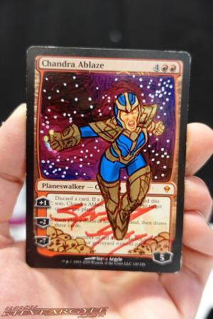 Chandra Ablaze alter #