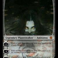 Aminatou, the Fateshifter alter #