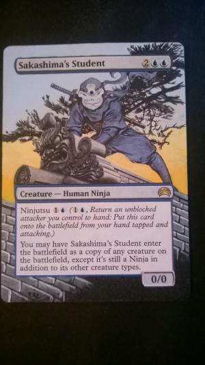Sakashima's Student alter #