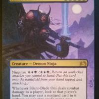 Silent-Blade Oni alter #