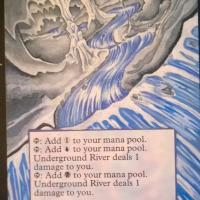 Underground River alter #
