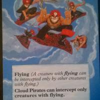 Cloud Pirates alter #