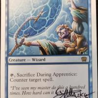 Daring Apprentice alter #